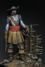 Spanish Noble officer Painted Toy Soldier Miniature Pre-Order | Museum