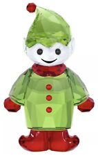 Swarovski Crystal Santa`s Helper Christmas Decoration Figurine 5286532 New