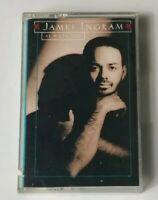 James Ingram Always You Audio Cassette 1993 Warner Bros, R&B Music