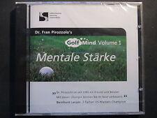 Golf, ejercicio mental Mind Volume 1 fuerza mental