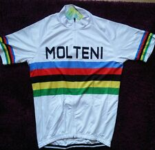 world champion Molteni merckx cycle cycling jersey retro vintag NWT large xl