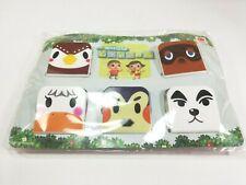 Club Nintendo Animal Crossing Magnet Clips 2009 Japan