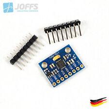 MPU-6050 6-DOF GY-521, 3 Achsen Kreisel/+Gyro Sensor Board für Arduino u.a.