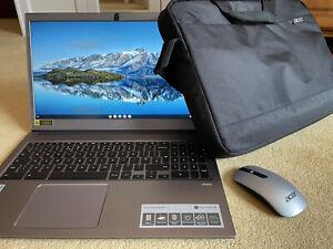 Acer Chromebook 715 CB715-1W 15.6'' (128GB eMMC, Intel Pentium 4417U,...