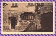Beauvais - house of la belle image