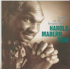 HAROLD MABERN  CD JAPON  LOOKIN' ON THE BRIGHT SIDE