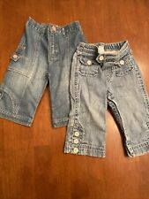 Girls 12-18 Baby Gap/ 18/24 Months Old Navy Denim Pants