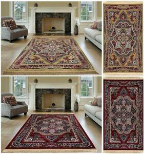 Super sotf Premium Quality Area Rugs Soft Thick Orientl Design Carpets Runer Mat