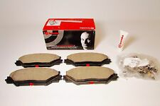 NEW BREMBO OEM FRONT BRAKE PAD SET W/SHIMS FOR LEXUS IS250 06-15  04465-53040