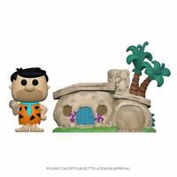 Funko Familie Feuerstein POP! Town Vinyl Figur Flintstone's Home 9 cm