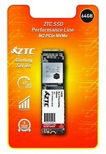 64GB ZTC M.2 NVMe PCIe 2280 80mm High-Endurance SSD Solid State Disk
