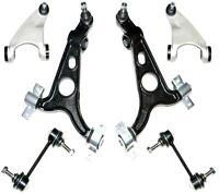 FRONT LH & RH WISHBONE TRACK CONTROL ARMS KIT FITS ALFA ROMEO GT 147 156 (97-06)