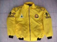 NEU Alfa Romeo GIULIA QUADRIFOGLIO Fan- Jacke gelb jacket veste jas giacca jakka