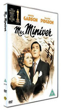 MRS MINIVER DVD Greer Garson Walter Pidgeon William Wyler UK Release New R2