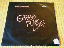 "GRAND FUNK RAILROAD - Y.O.U.  7"" VINYL PS"