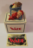 WADE - COLLECTEENIE - COLLECT IT LIMITED EDITION NUMBERED - BOXED WITH BOOKLET