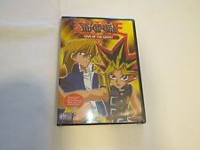 Yu-Gi-OH! Give up the Ghost Volume 4 DVD NEW sealed Yugioh monster stats duelist