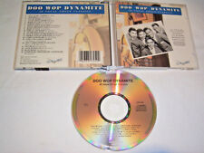CD - Doo Wop Dynamite 20 Vocal Group Classics - Dells Clovers Marcels  # R2