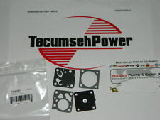 GENUINE 640257 Tecumseh gasket kit for 640230,640231,640347 carburetors / augers