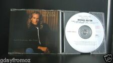 Michael Bolton - Said I Loved You But I Lied 2 Track CD Single