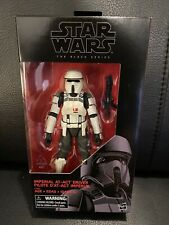 """Imperial AT-ACT Driver Action Figure Black Series 6"""" Star Wars New"""