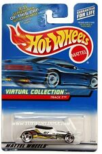 2000 Hot Wheels #127 Virtual Collection Track T full crd