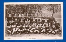 Postcard The S A Rugby Football Team (The Springboks) 1906-7 tour of U K.