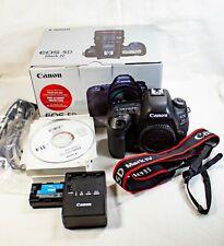 Canon EOS 5D Mark IV 30.4MP Digital SLR Camera - Black Body