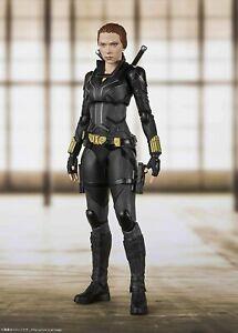 BANDAI S.H.Figuarts Black Widow Marvel Action Figure