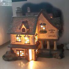 Dept 56 New England Village Christmas The Red Fox Inn