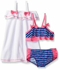 Terry Swim Complete Sets (Newborn - 5T) for Girls