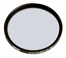 "4.5"" New Tiffen 4 1/2 Black Promist Pro-Mist 1/8 Round Glass Filter # 412BPM18"
