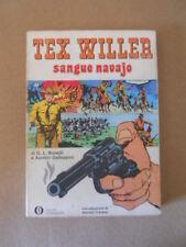 TEX WILLER Sangue Navajo Oscar Mondadori 1973  [G632] BUONO