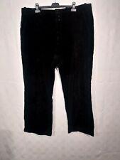 """ancien pantalon campagne velours noir """" LE LABOUREUR """""""