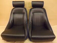 CLASSIC STYLE BUCKET SEAT - CLASSIC MINI, MG, TRIUMPH, E-TYPE, MK2, ECT