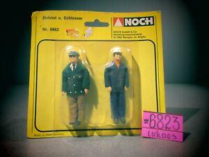 NOCH  6862 Standard Gauge Figures  O.B.