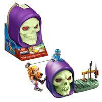 Mega Construx Masters Of The Universe Skeletor Skull - Fisto Cliff Climber Set