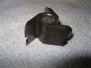 """Delta/Rockwell Shaper Cutter / Bit HSS, 1/2"""" bore # D- 101 Rare , vintage"""