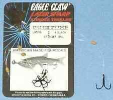 EAGLE CLAW L950G #8 4CT STINGER TREBLE 6793
