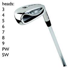 POWERPLAY - System Q Iron Golf Head Set - 3 4 5 6 7 8 9 PW SW GSET-I32702B