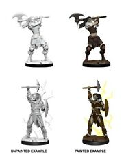 D&D Nolzur's Marvellous Unpainted Minis: Female Goliath Barbarian