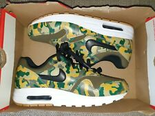 *READ Nike Air Max 1 GS Trainers UK 6 EUR 39 6.5Y Kids' Women's Boys' Girls' a