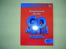 Go Math! Florida Assessment Guide Grade 2 @2015