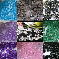 6.5MM ACRYLIC CRYSTALS DIAMONDS CONFETTI DECORATIONS VASE FILLERS