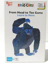 Head to Toe Game Educational Game Eric Carle University Games Learn to Move fun