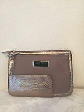 Jimmy Choo Cosmetic Makeup Case Purse Clutch Handbag Bag