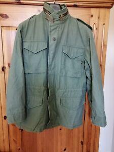 Alpha Industries Olive M65 Field Jacket
