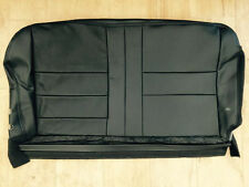 05-07 Ford F-250-550 Factory Original REAR Seat Cushion Cover (Black Leather)
