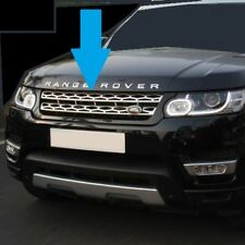 Noir & Argent Calandre Avant Pour Range Rover Sport 2014 l494 nouveau