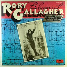 """12"""" LP - Rory Gallagher - Blueprint - A4548 - washed & cleaned"""